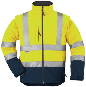 STATION FLUO 2/1 SOFTSHELL® DZSEKI
